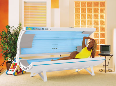 Sunquest Wolff 26 SE Tanning Bed