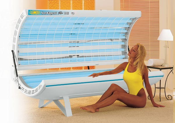Sunquest Wolff 14 SE Tanning Bed
