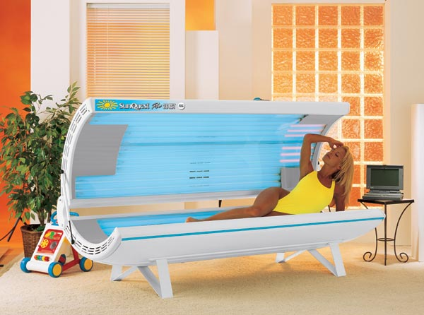 sunquest 16rs tanning bed manual